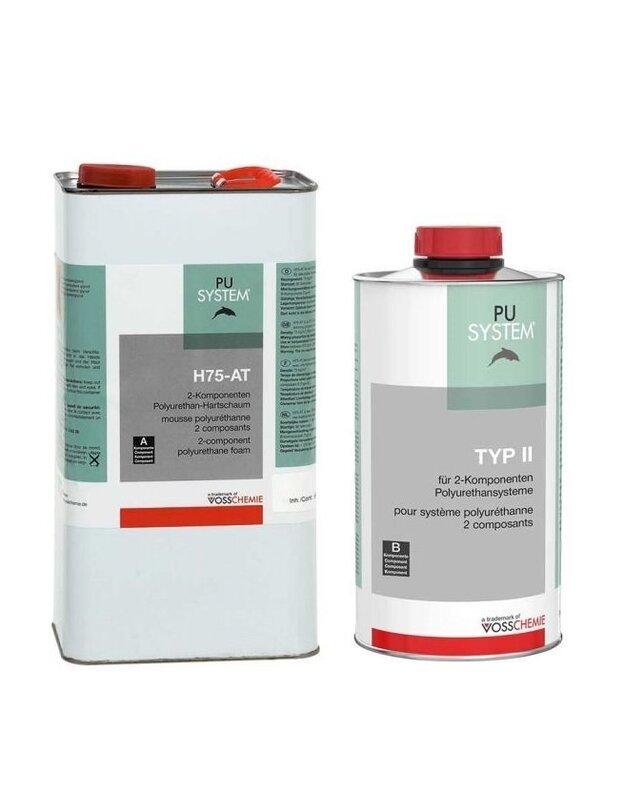 PU putos H75AT 1kg (A)+1,45kg (B)
