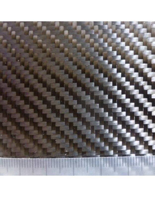 Anglies audinys 200g/m2, plotis 1,25m (twill), 1=1m2